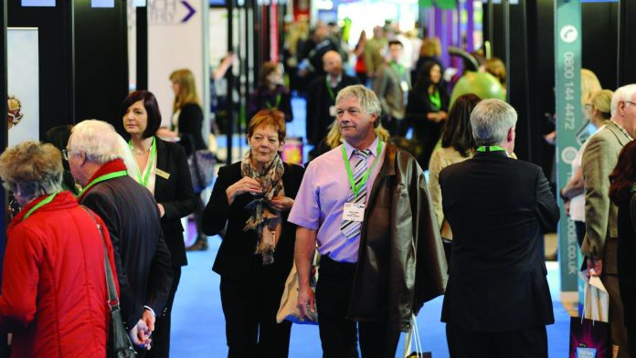 Coinslot Tourism Show NEC