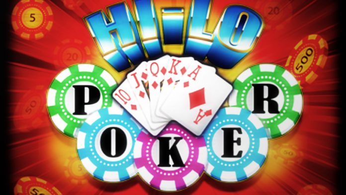 Coinslot Hi Lo Poker Project