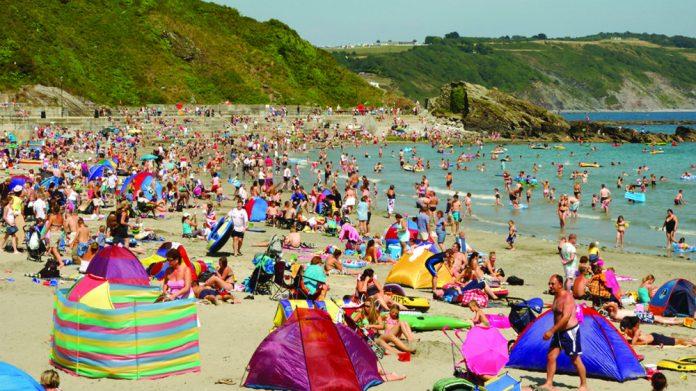 Coinslot Concept Games Ticket tourism Visit England Brexit