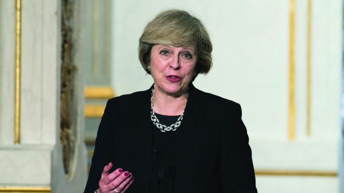 Coinslot tourism theresa may brexit