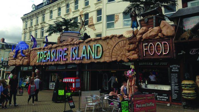 Coinslot Skegness Arcade
