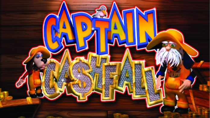 Coinslot storm gaming Captain Cashfall
