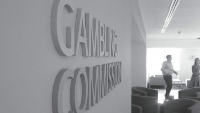 The gambling commission