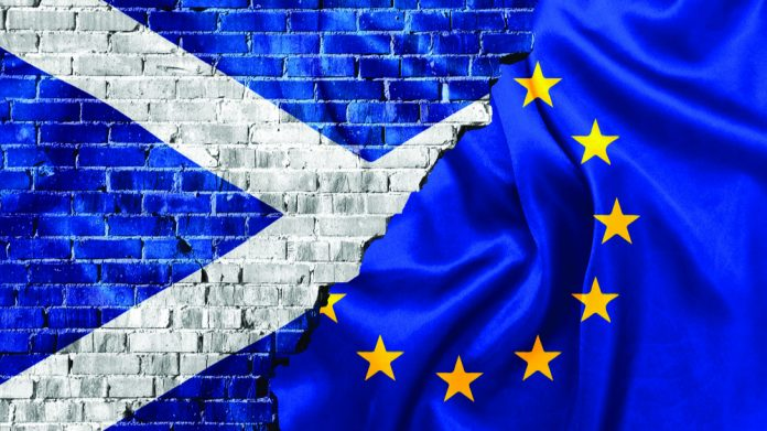 Coinslot Scotland Brexit