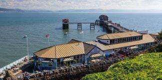 Coinslot Bollom Mumbles Pier