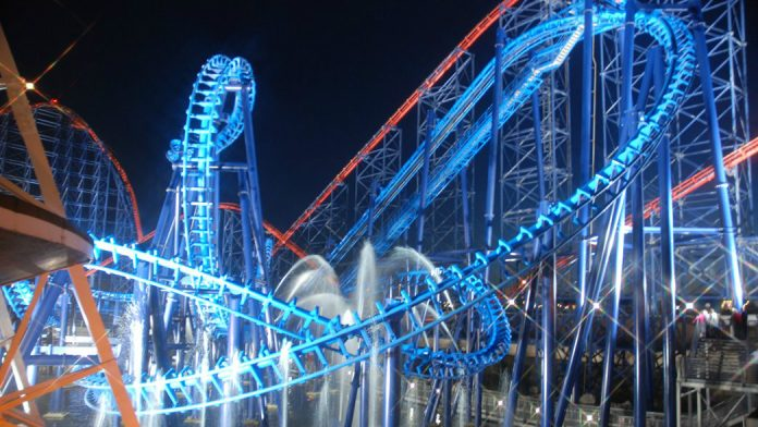 Coinslot Blackpool Pleasure Beach