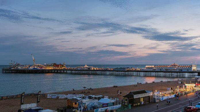 Coinslot Brighton Pier
