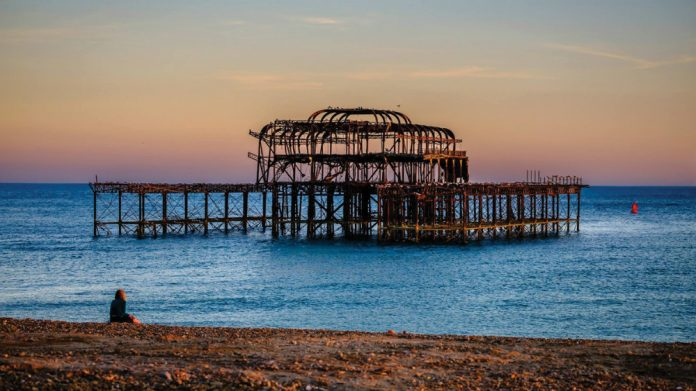 Coinslot West Pier Brighton Piers