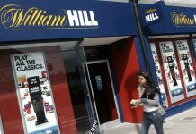 Coinslot bookmaker William Hill Amaya