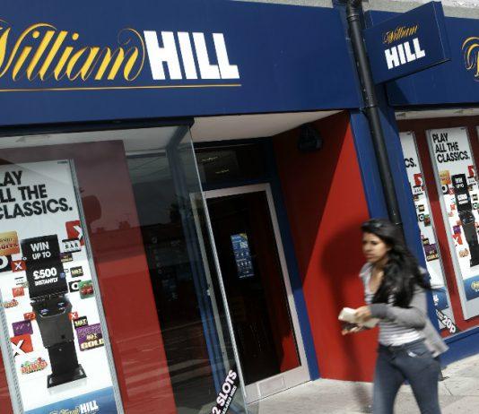 Coinslot bookmaker William Hill Amaya