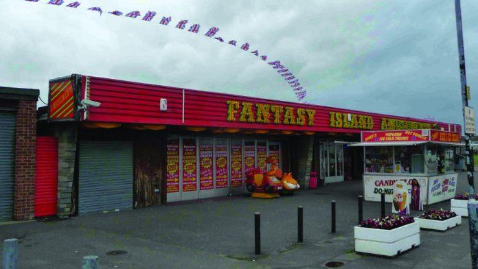 Coinslot Fantasy Island Amusements