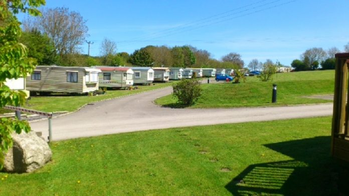 Coinslot Acorn Leisure holiday