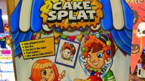 Coinslot, Penzance's Grand Casino Amusements, Cake Splat, Star Wars
