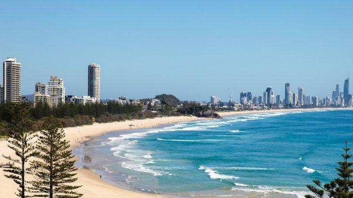 Coinslot Gold Coast theme park Australia resort