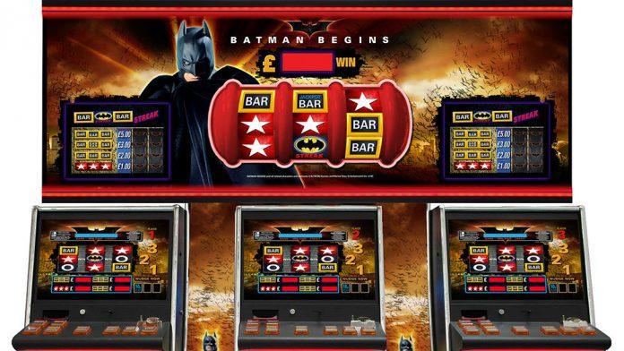 Coinslot Astra Batman Begins