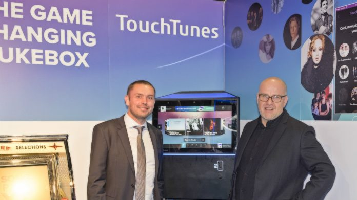 Coinslot LeisurePlay Jukebox TouchTunes Playdium income