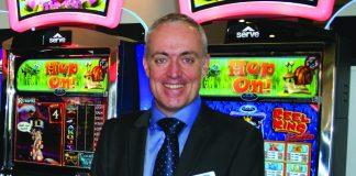 Coinslot Tony Glanville RLMS