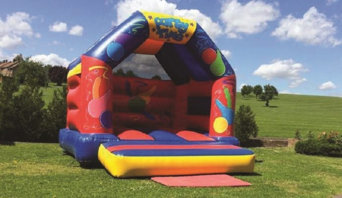 Coinslot INPAS Inflatables Expo