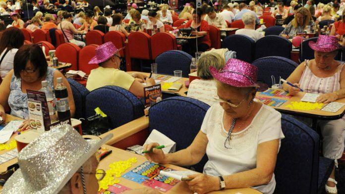 Coinslot National Bingo Game