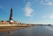 Blackpool uk development Growth and Prosperity team