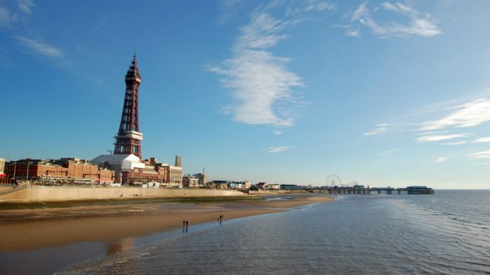 Blackpool, uk development,
