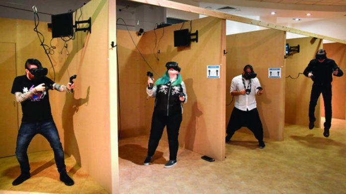 Coinslot VR Arcade