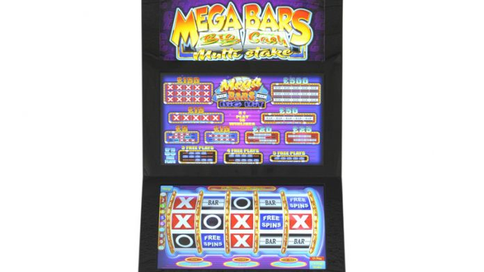 Coinslot project mega bars big cash2