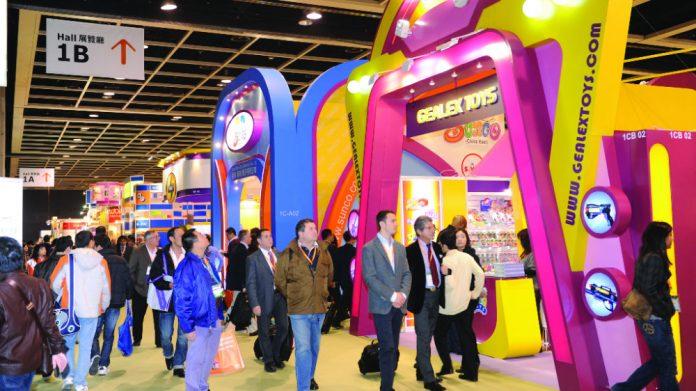 Coinslot Asia Hong Kong Toys and Games Fair