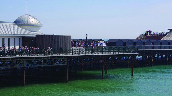Coinslot Pier