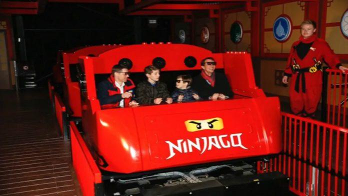Coinslot Legoland Ninjago