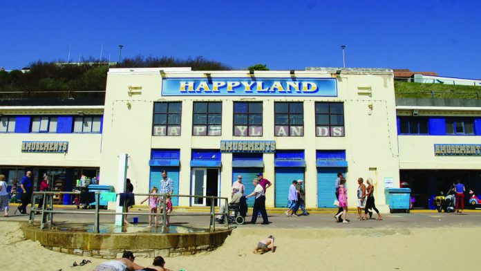 Coinslot Bournemouth Happyland