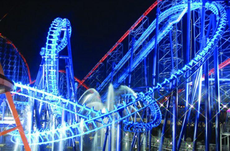 Coinslot Blackpool Tourism