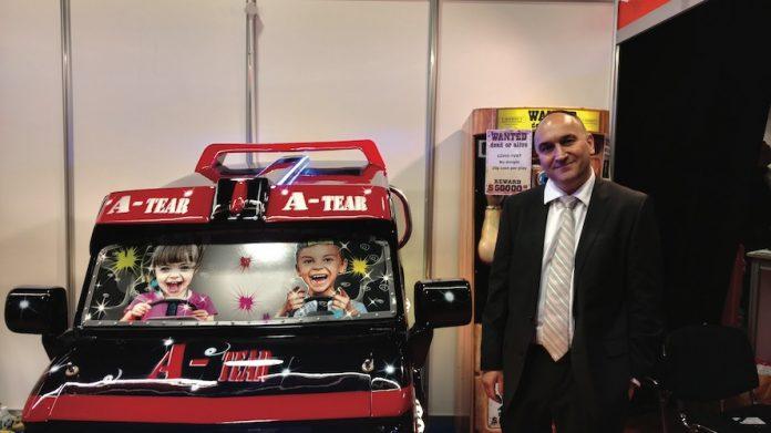 Coinslot Distributor SB Machines Paolo Sidoli