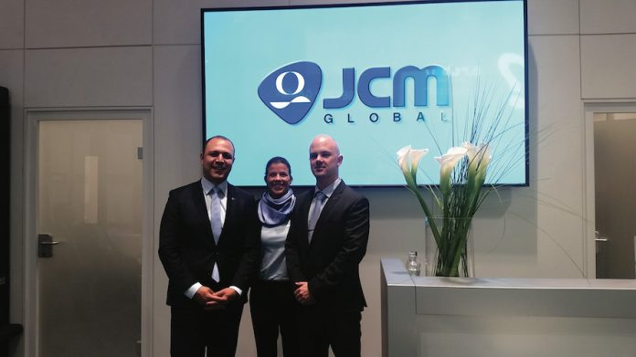 Coinslot JCM Global