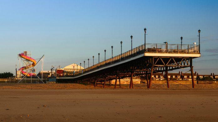 Coinslot Skegness Pier