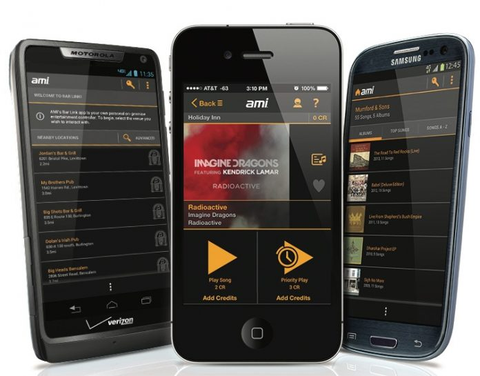 Coinslot - AMI NSM Music Mobile app