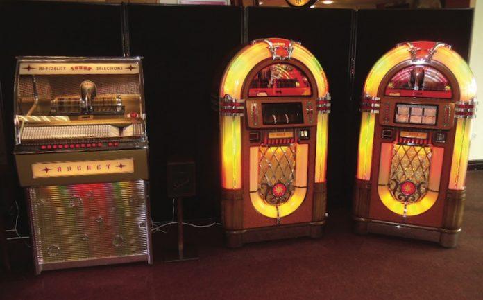 Coinslot - Brighton Retro Jukebox