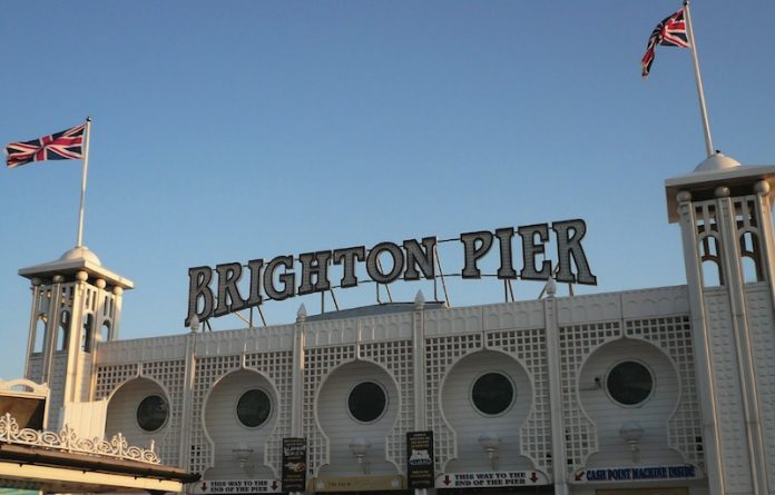 Coinslot - Brighton pier financial results