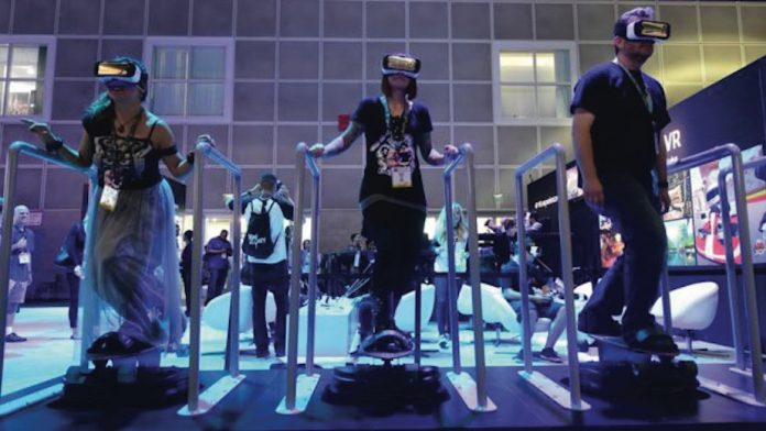Coinslot - Cali conference VR Arcade