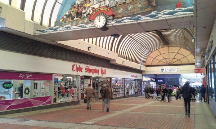Coinslot - Clydebank centre