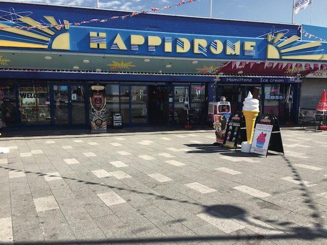 Coinslot - Coin Happidrome Arcade
