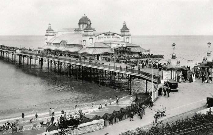 Coinslot - Colwyn Bay Pier transform plans