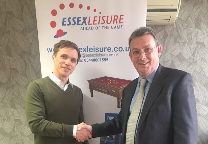 Coinslot - Electrocoin's Essex Leisure platform Electrocoin's