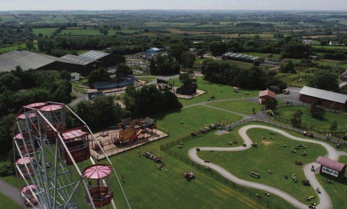 Coinslot - Folly Farm holiday village Pembrokeshire