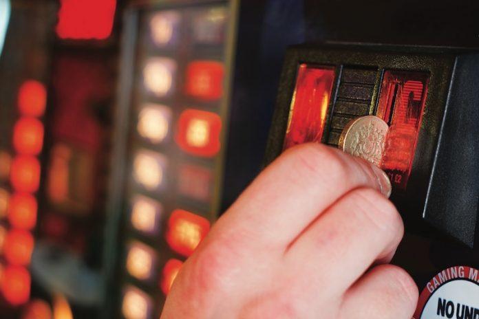 Coinslot - Gamble Britons Gambling Commission Study