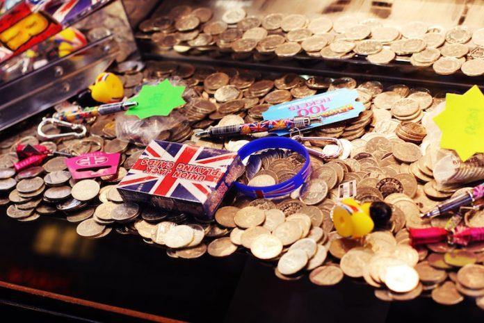 Coinslot - Gambling Commission Mixed bag Coinslot