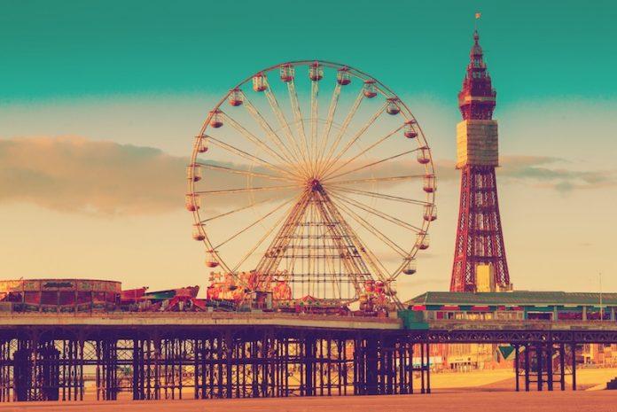 Coinslot - Gary Bracey Blackpool Play Expo