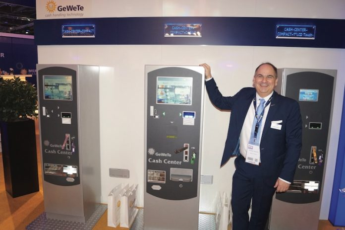 Coinslot - GeWeTe ICE Gauselmann Group