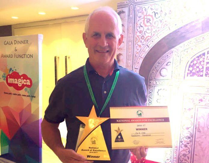 Coinslot - IAAPI Clip 'n Climb Award