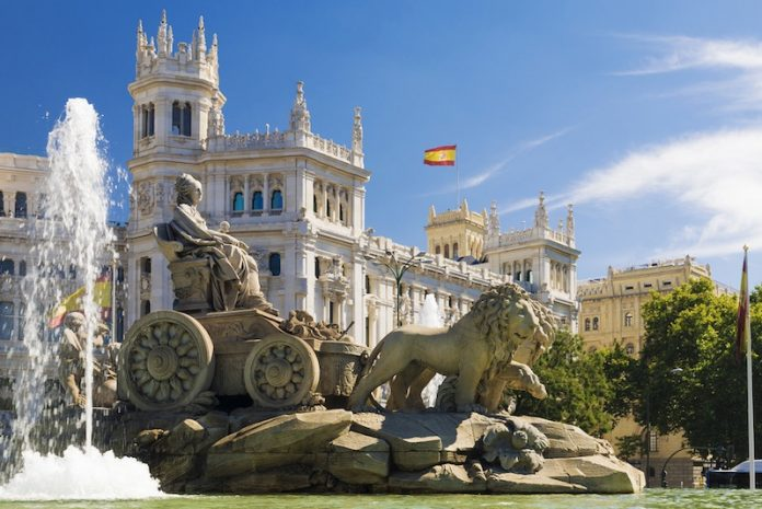 Coinslot - Madrid R Franco Group Spain